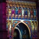 London photos: Westminster Abbey transformed at Lumiere London