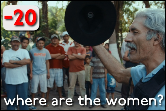Where Are the Women? Cartel Land