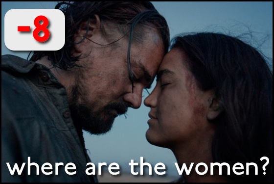 Where Are the Women? The Revenant