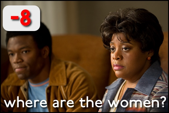 Where Are the Women? Woodlawn