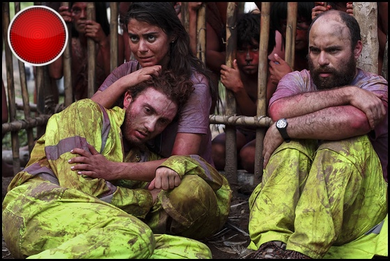 The Green Inferno red light
