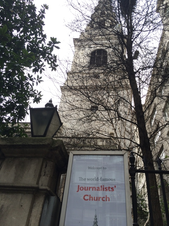 journalistschurch