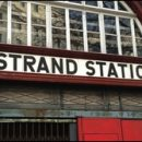 London photo: Aldwych Underground station (disused)