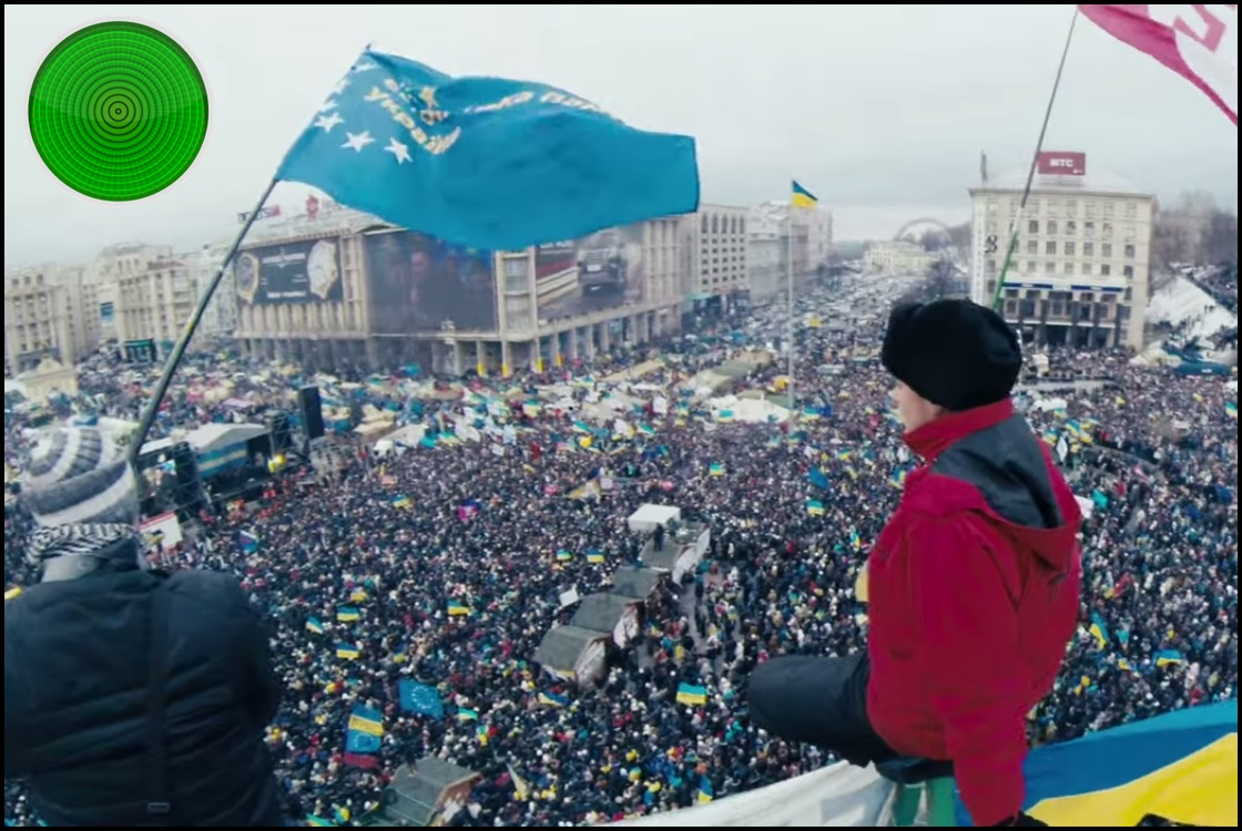 Winter on Fire Ukraine's Fight for Freedom green light