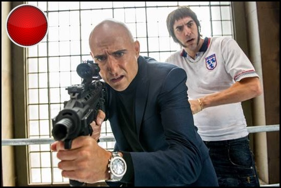 The Brothers Grimsby red light