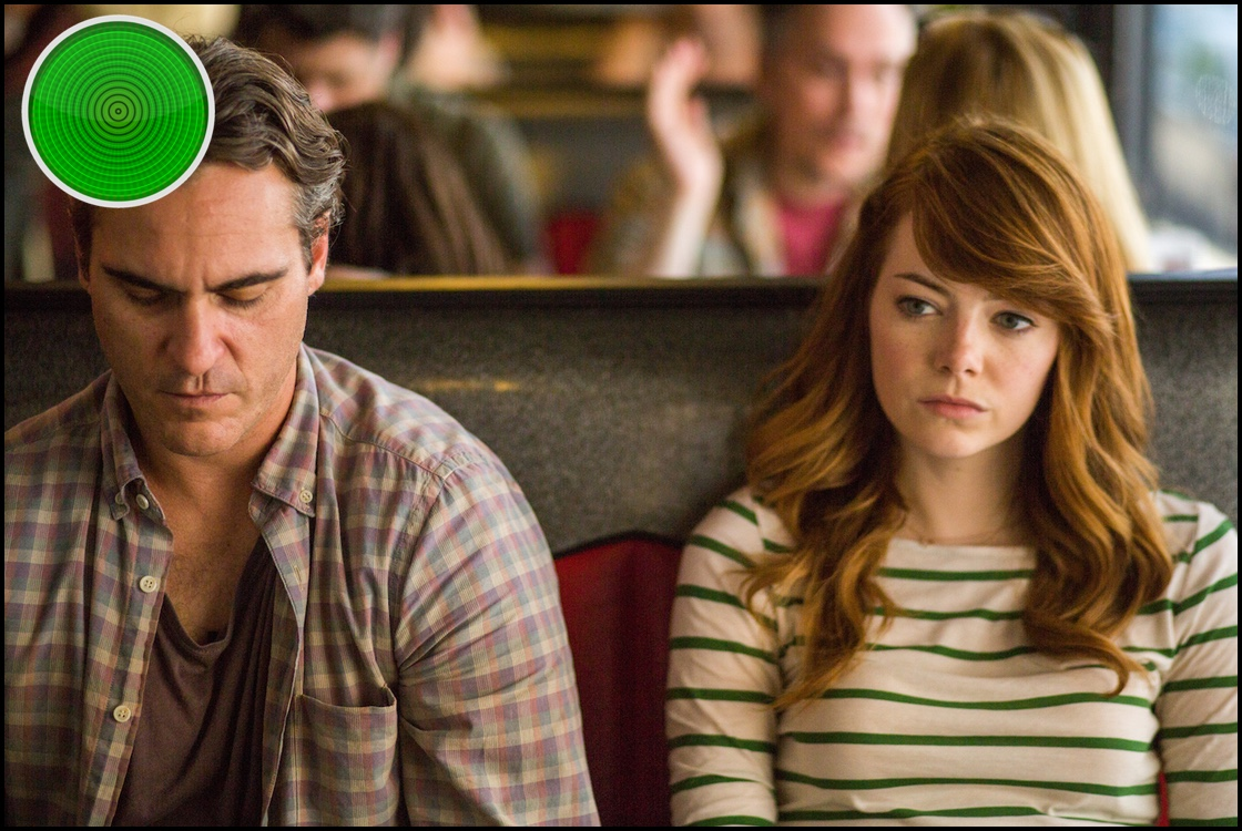 Irrational Man green light