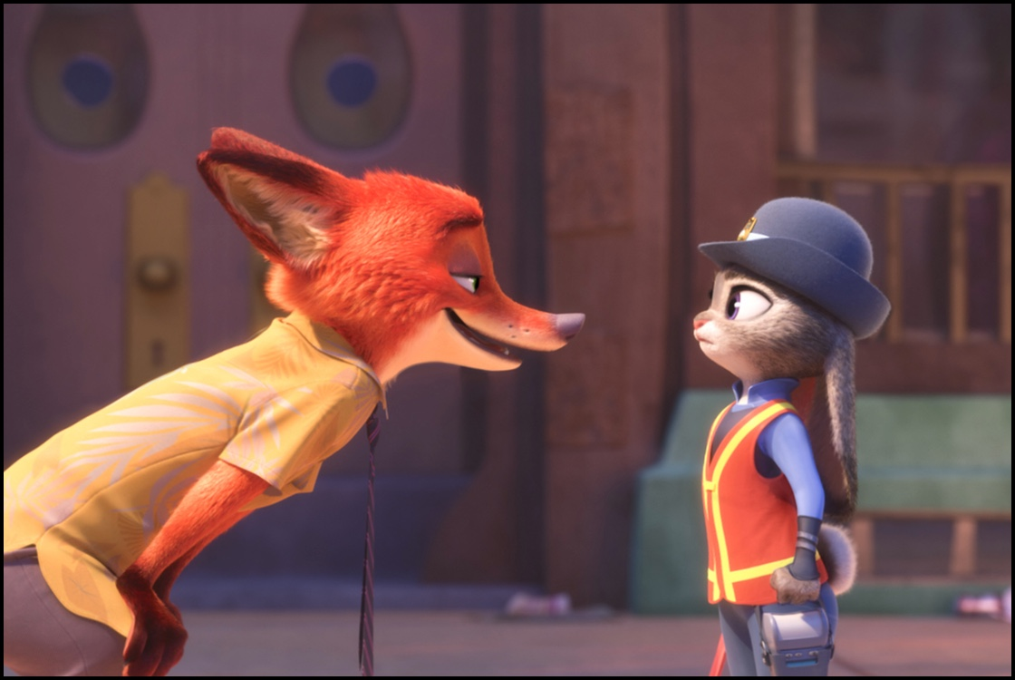 Zootopia Best Animated Feature Oscar 2016