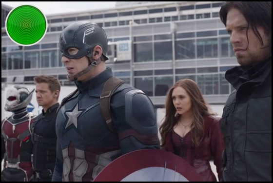 Captain America Civil War green light