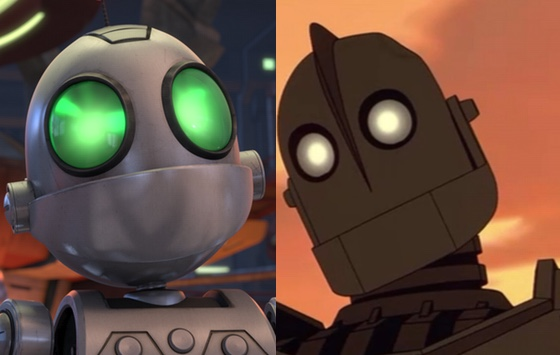 """""""No, Clank, I am your father!"""""""