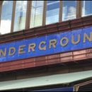 London photos: Russell Square tube station