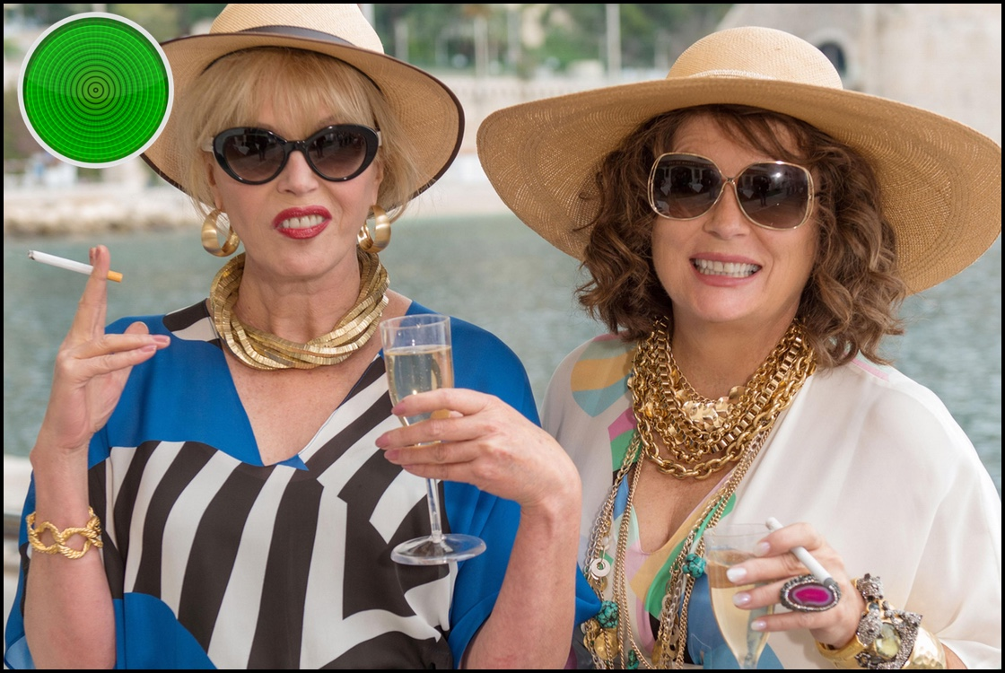 Absolutely Fabulous The Movie green light