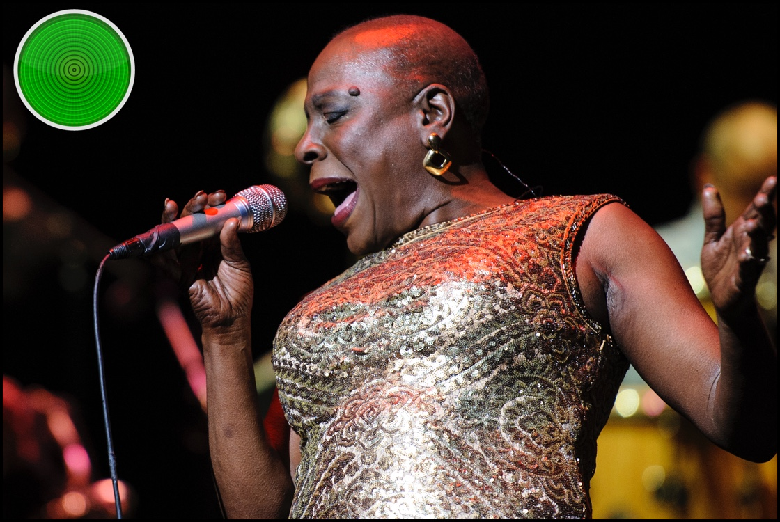 Miss Sharon Jones green light