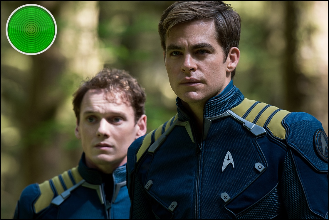 Star Trek Beyond green light