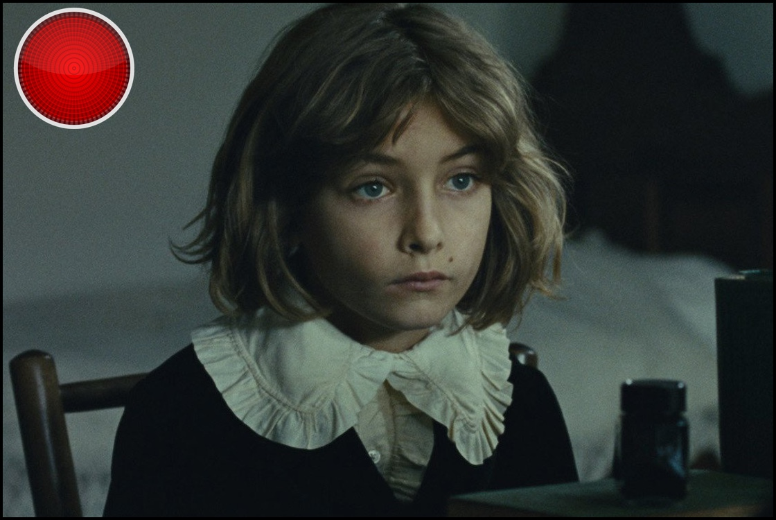 The Childhood of a Leader red light