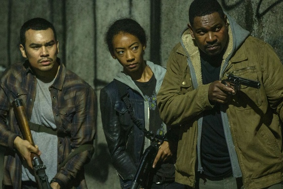 The Purge series continues to be effortless in its casting diversity.