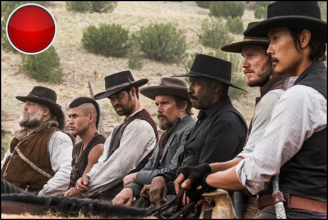 The Magnificent Seven red light