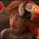 Robinson Crusoe (aka The Wild Life) movie review: castaway… you know, for kids!