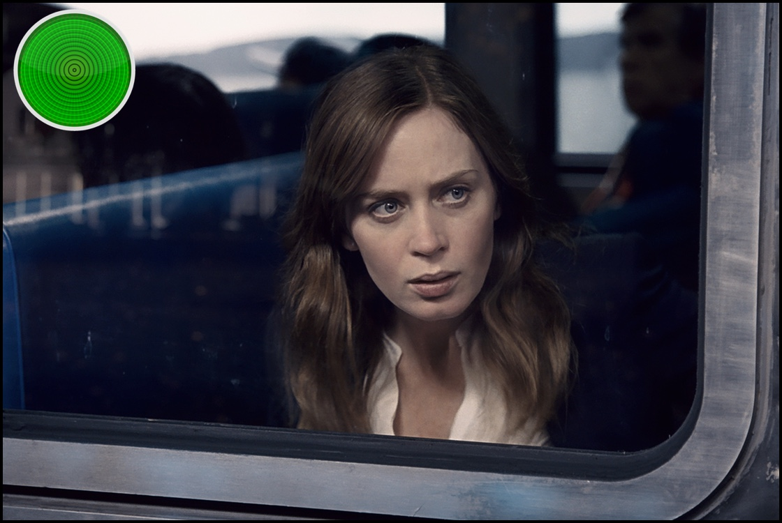 The Girl on the Train green light