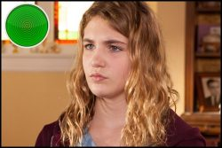 The Great Gilly Hopkins movie review: a girl's anger