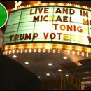 Michael Moore in TrumpLand movie review: hope and humanity in a dark hour