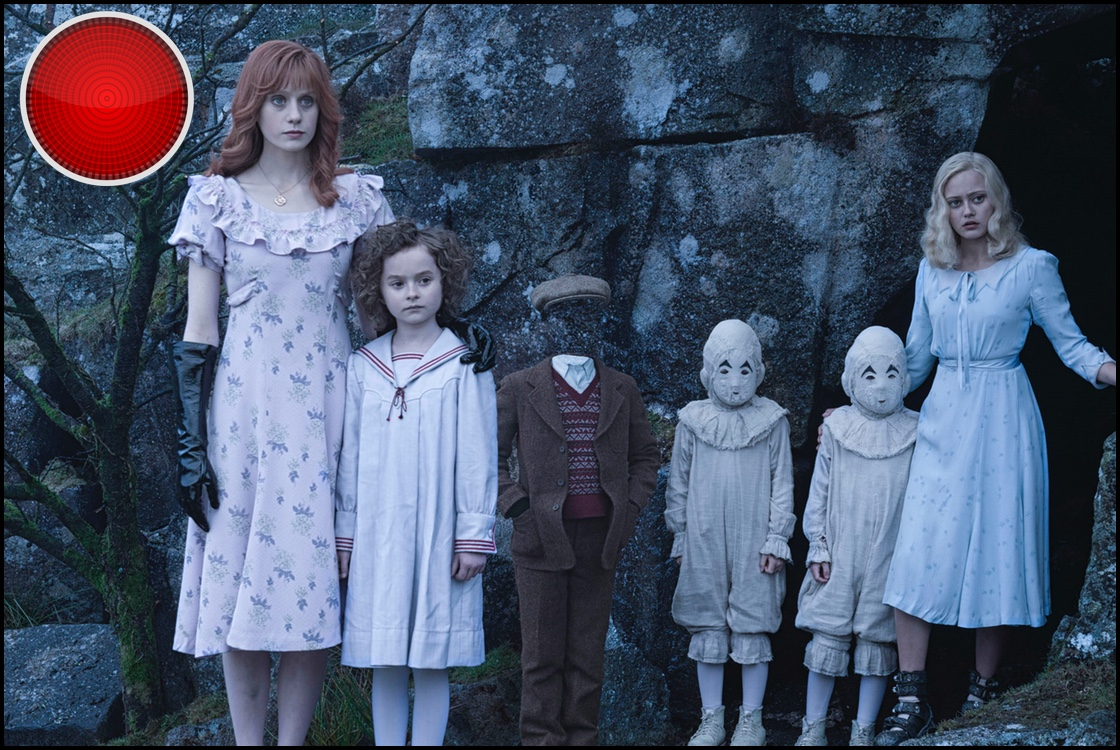 Miss Peregrine's Home for Peculiar Children red light