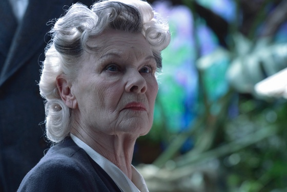 """The secret, my dears, to not being embarrassed to be appearing in a film is to ensure that your role is as minimal as possible. Just take the paycheck and run."" --Judi Dench, Lessons from the Actor's Life"