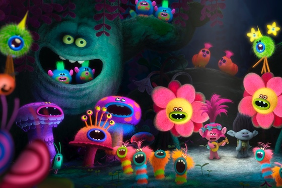 Your nightmares will be in neon pastel for weeks afterward...
