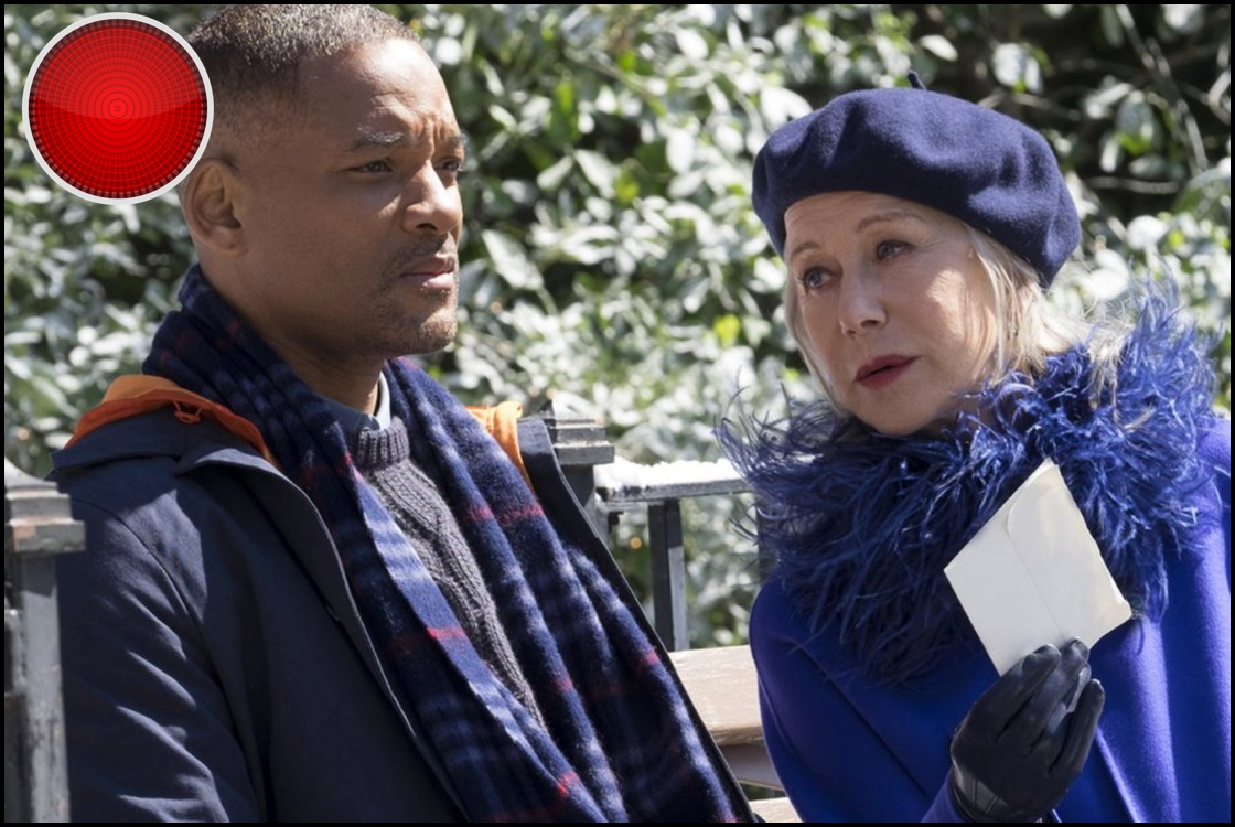Collateral Beauty red light