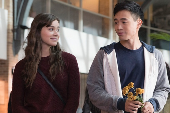 The Edge of Seventeen Hailee Steinfeld Hayden Szeto