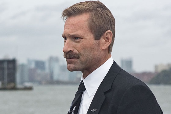 Seriously, though: Sully deserves some sort of special Oscar for Aaron Eckhart's stunt moustache.