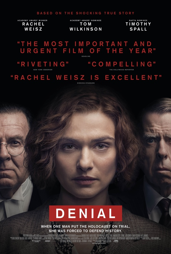 denial movie review  a film for the resistance