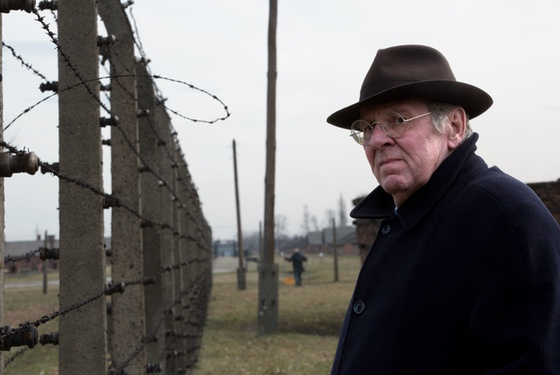 Fences cannot contain the truth of Auschwitz...