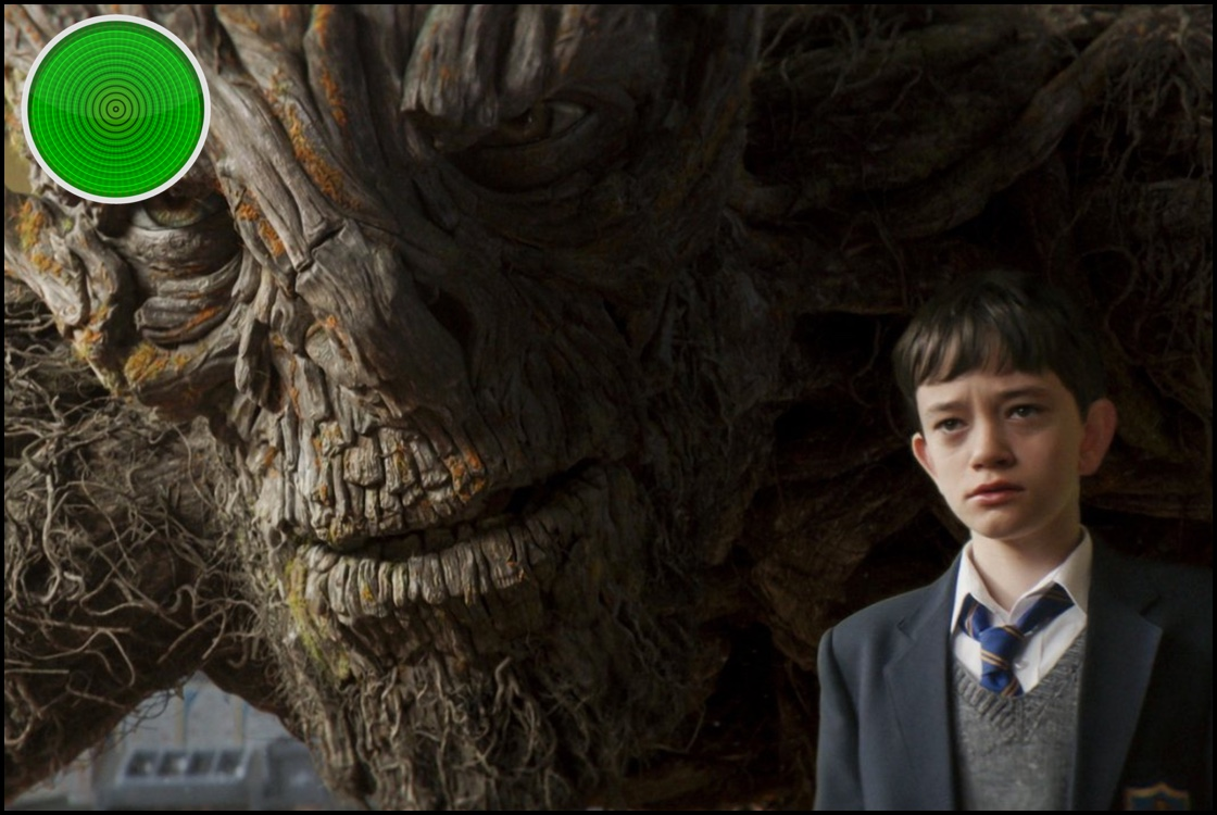 A Monster Calls green light