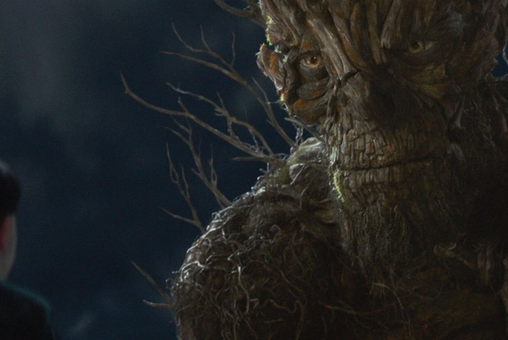 """I am not Groot. Honestly."""