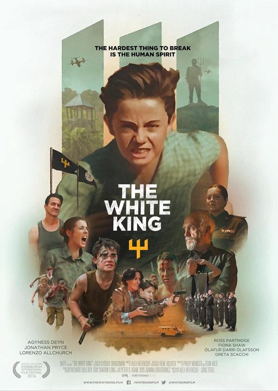 Baixar FIlme O Rei Branco (2017) Legendado WEB-DL 720p – Torrent Download