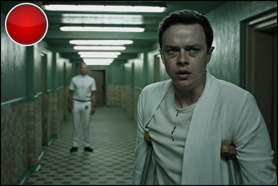 A Cure for Wellness red light
