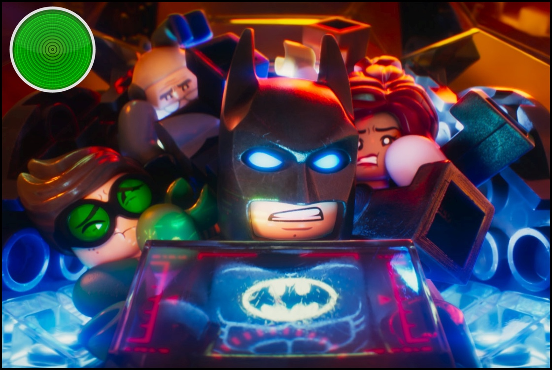 The Lego Batman Movie green light