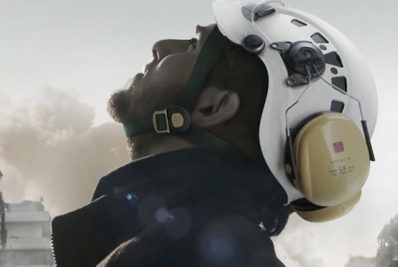 """The White Helmets"""