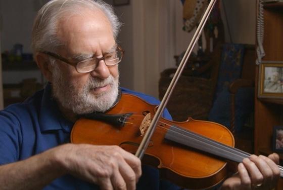 """Joe's Violin"""
