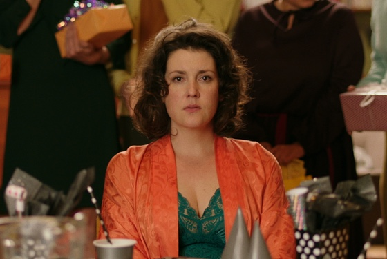 "Melanie Lynskey's mom is having a very bad day in ""The Birthday Party""..."