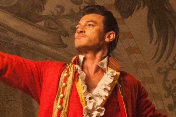 We no longer are assured that every last inch of Gaston is covered with hair, which makes me sad.