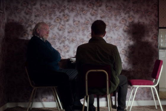 Danny Boyle uses simple, striking imagery to convey uncomfortable complicated emotion.