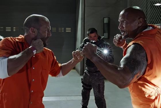Hey, you got prison break in my buddy comedy!