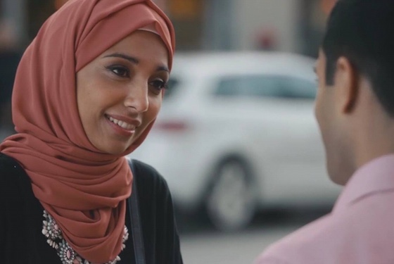 Fatimah is cool and funny and gorgeous and a doctor. Hell, I'd date her.