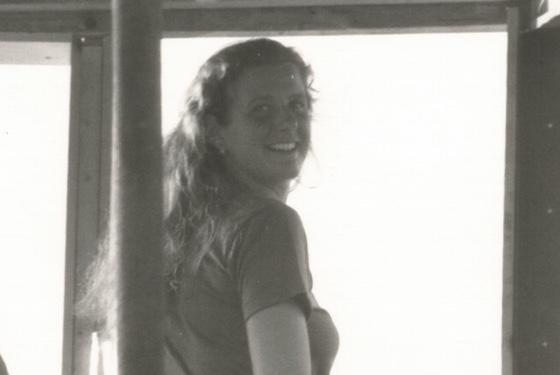 Linda Bishop in happier, healthier times.