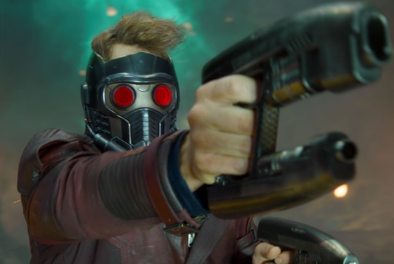 """""""Dude! You take that back! My mask is nothing like Iron Man's!"""""""