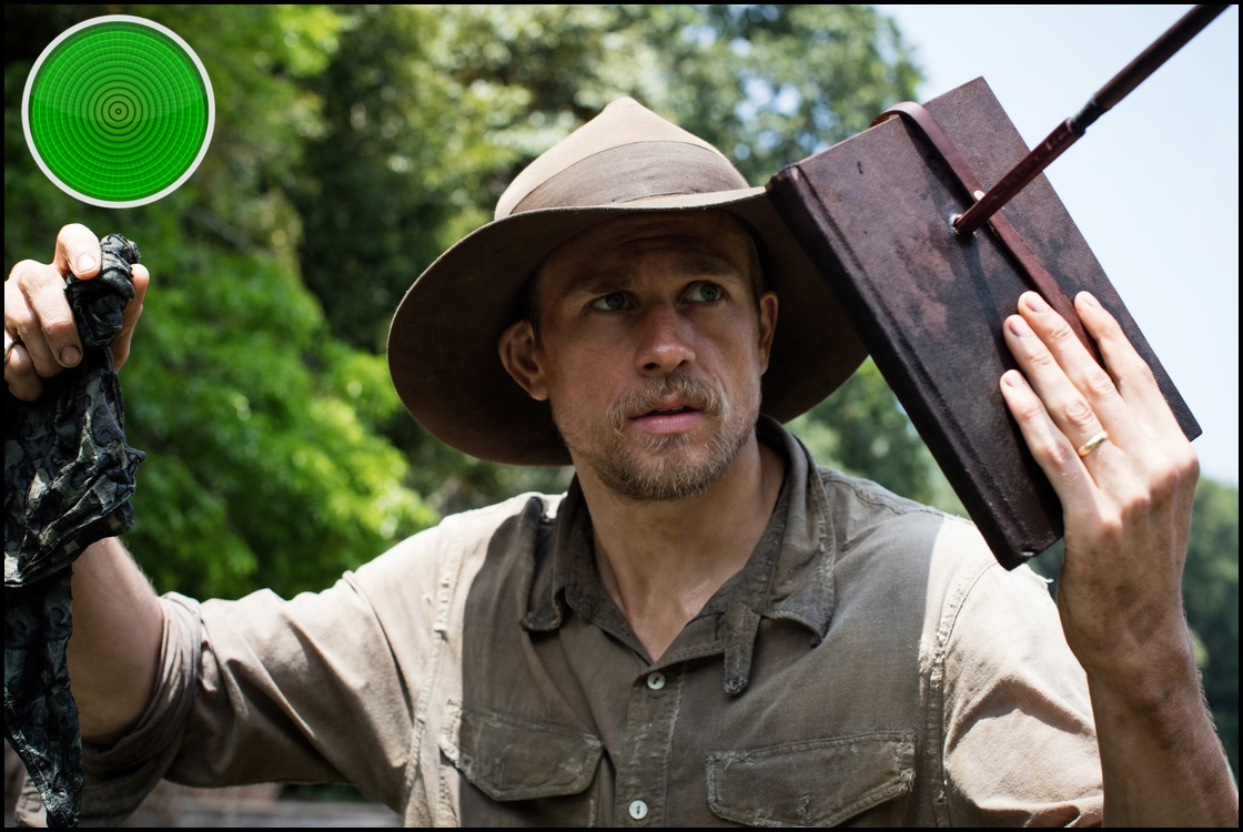 The Lost City of Z green light
