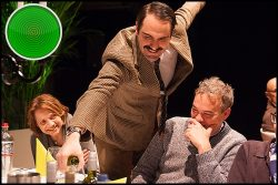 Faulty Towers: The Dining Experience — the review