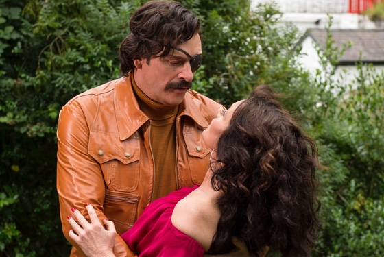 Truth time: Ladies can't resist an eyepatch. Mindhorn!
