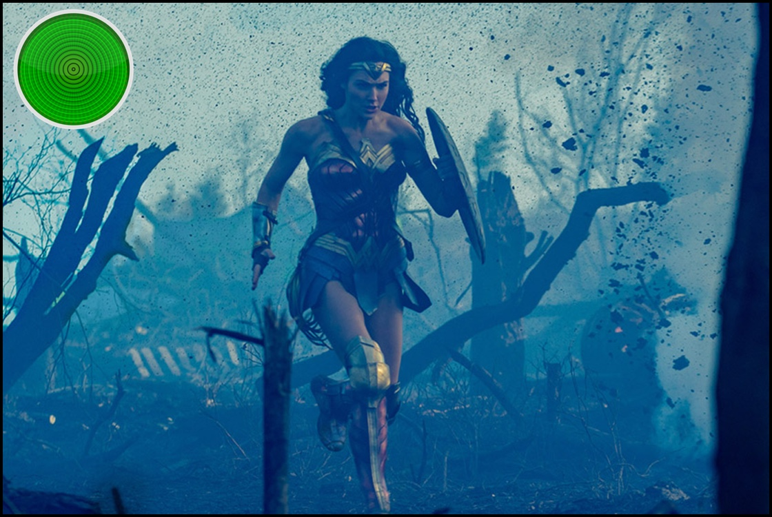 Wonder Woman is the most tweeted film of 2017 so far